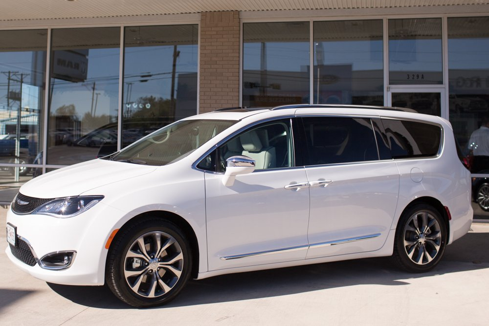 Becoming the Mom with a Minivan