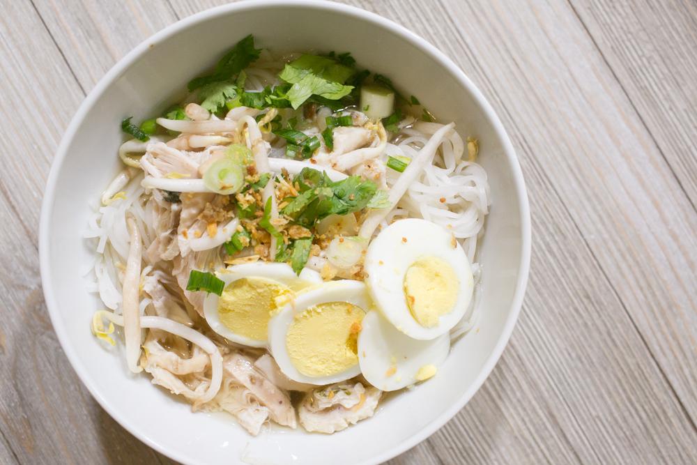 Pressure Cooker Pho Noodles Recipe