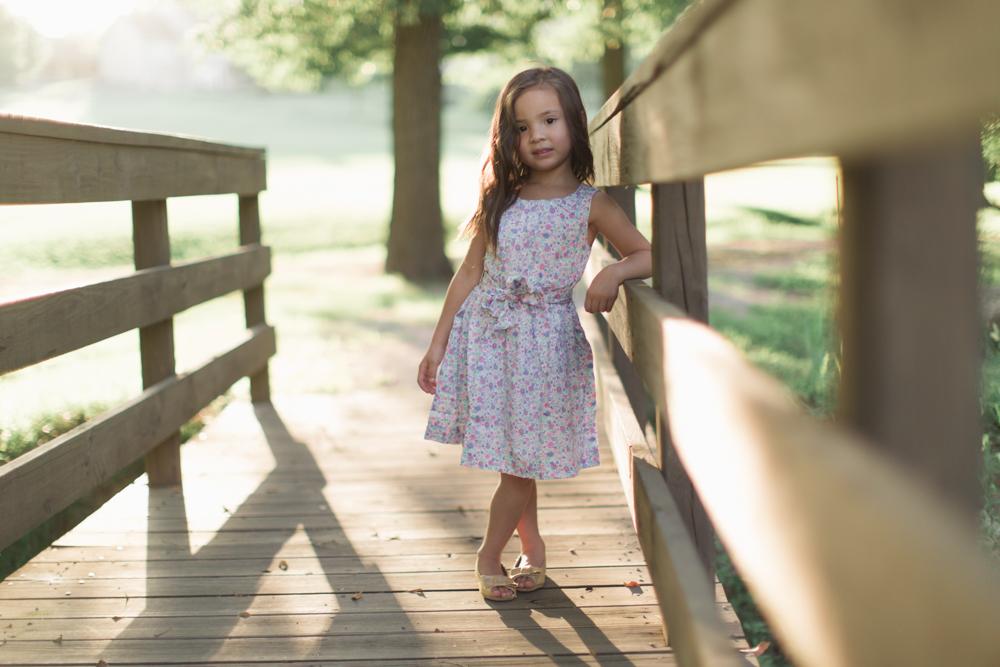 Aubrey Turns Five