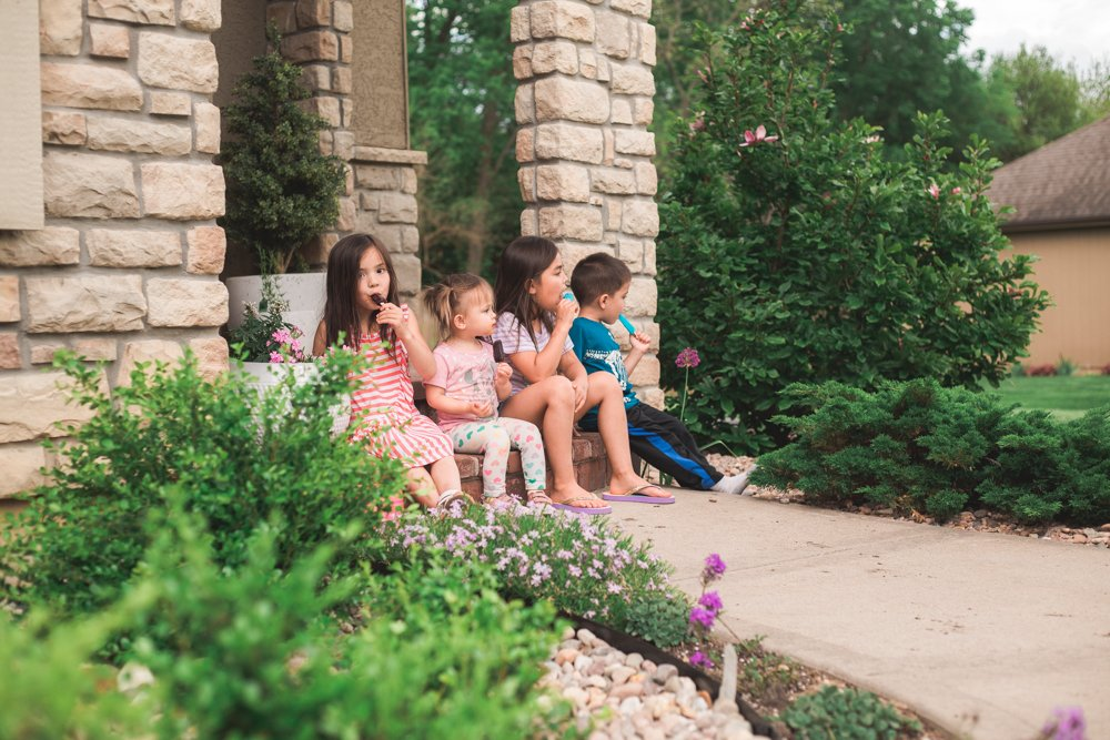 7 Things I Didn't Expect When Having 4 Kids