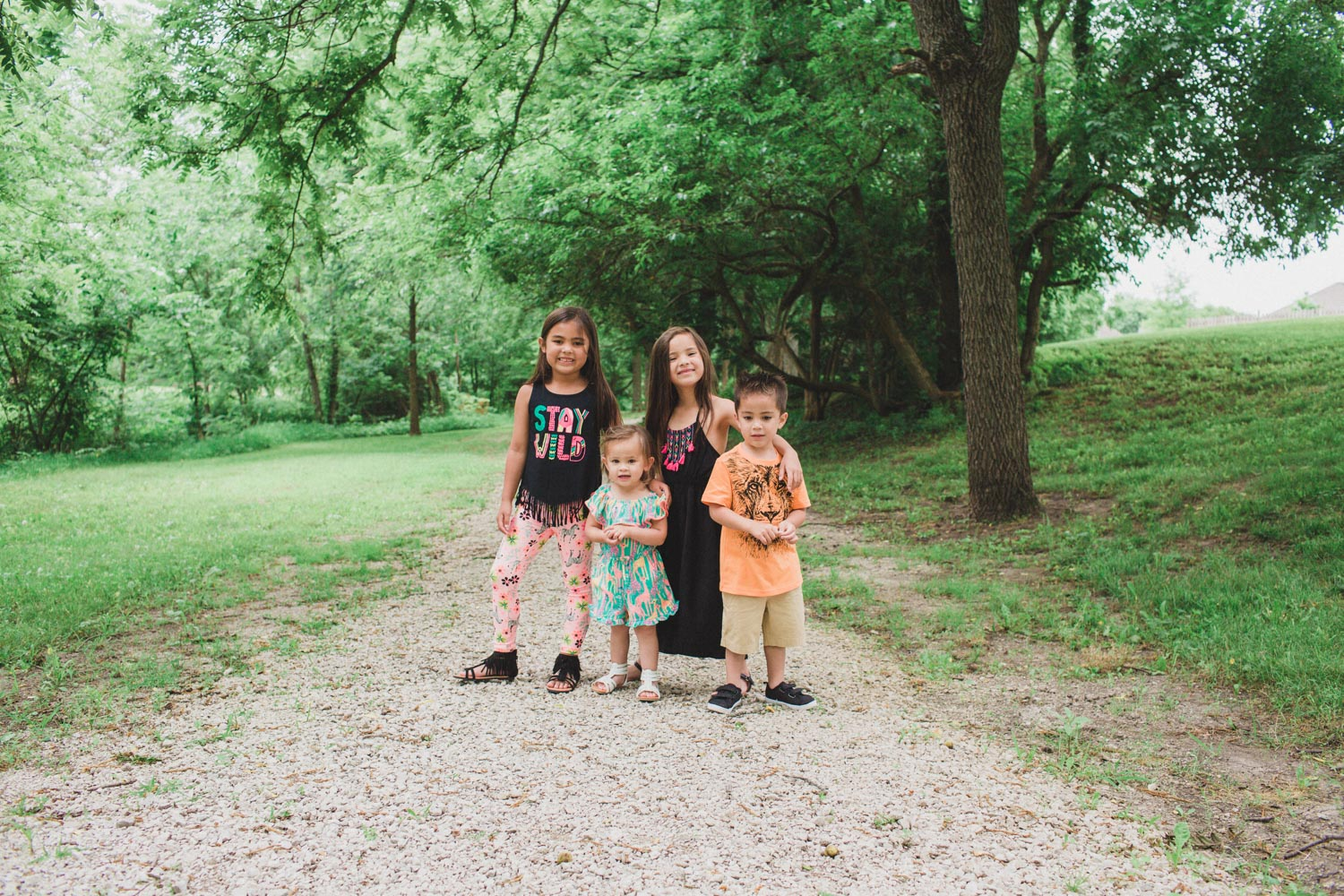 JustFab Kids Reveal #3 - Jungle Theme Safari Outfits for Kids