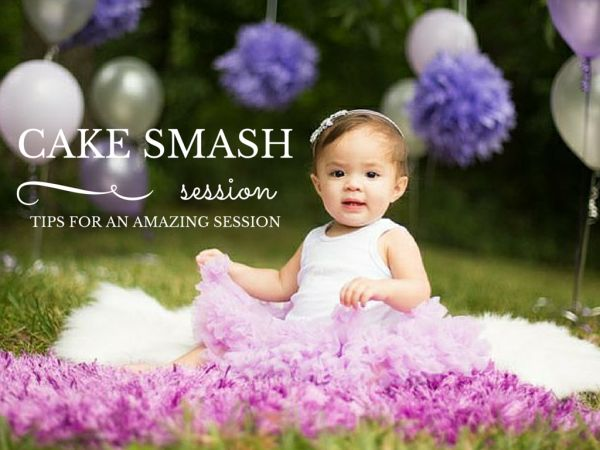 cake smash session tips for an amazing session - from sengerson.com, family photographer