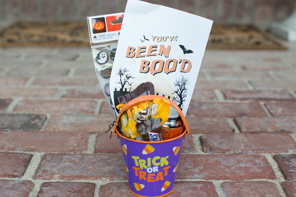 BOO Kits and BOO Grams for Your Friends Coworkers and Neighbors