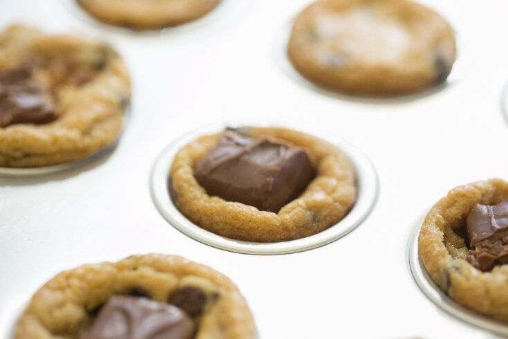 SNICKERS Cookie Cup