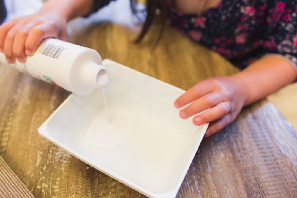 Cute Handprints on Wood Kids Craft: tutorial featured by top US DIY blogger, Sengerson