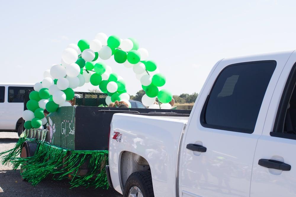 Inexpensive Parade Float Ideas | DIY | Sengerson