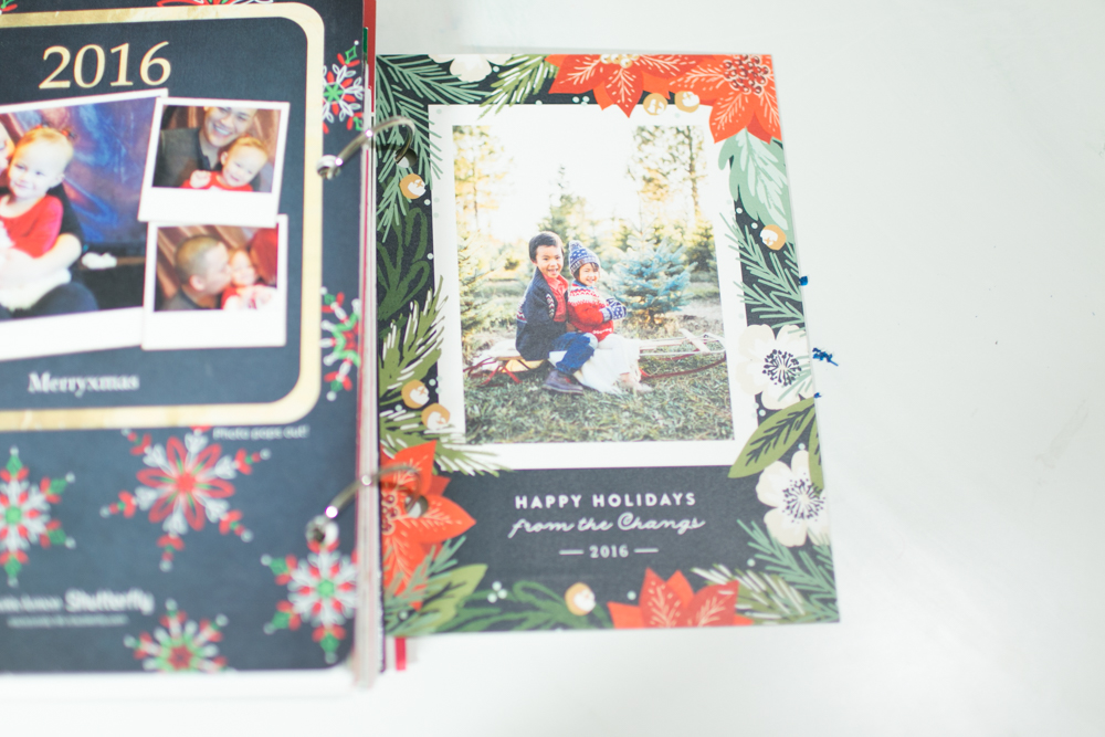 What to Do with Old Christmas Cards