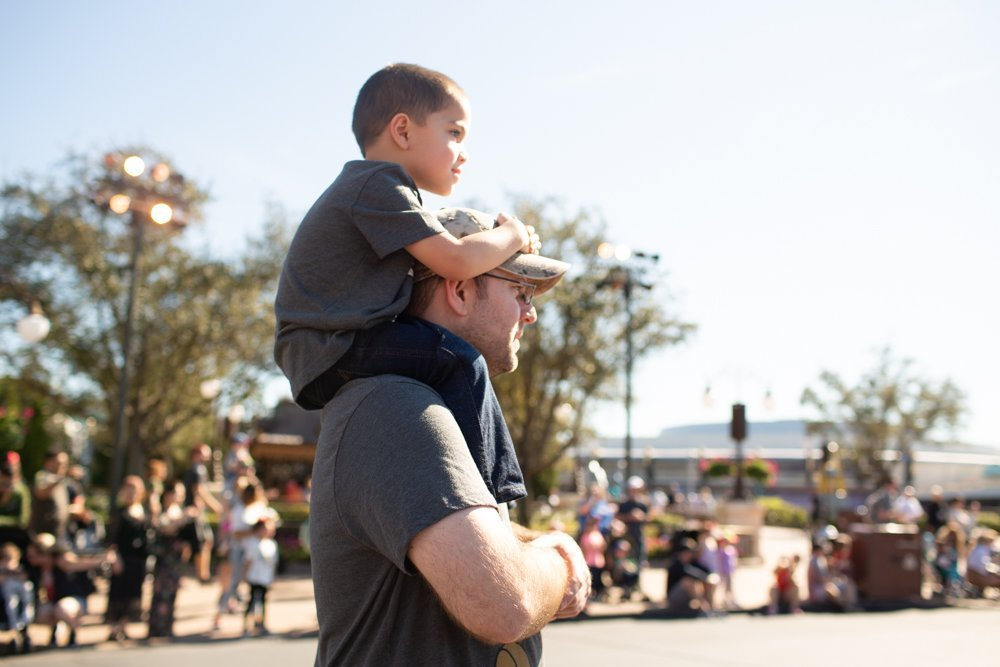 Disney World Tips for Dads
