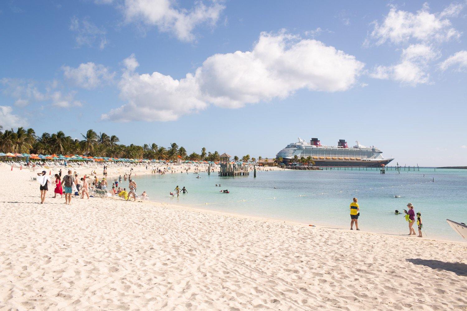 biggest disney cruise ship