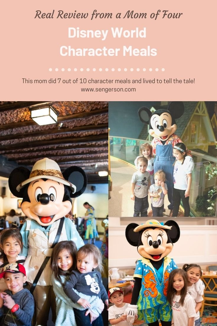 Disney Restaurants Ultimate Dining Reviews And Tips From