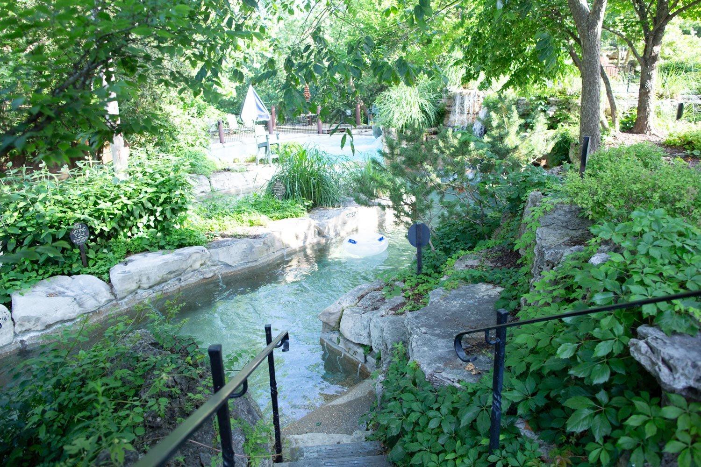 Big Cedar Lodge Wilderness Club Studio Brushey Creek lazy river