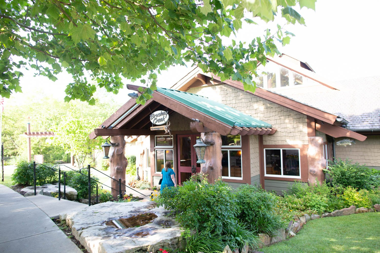 Big Cedar Lodge Wilderness Club Studio Brushey Creek