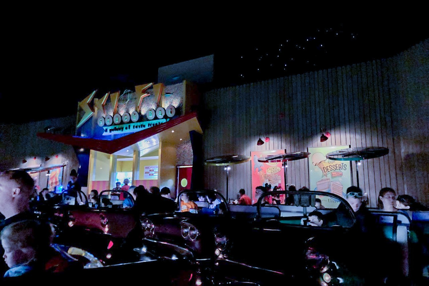 Sci-Fi Dine-In Theater Photo