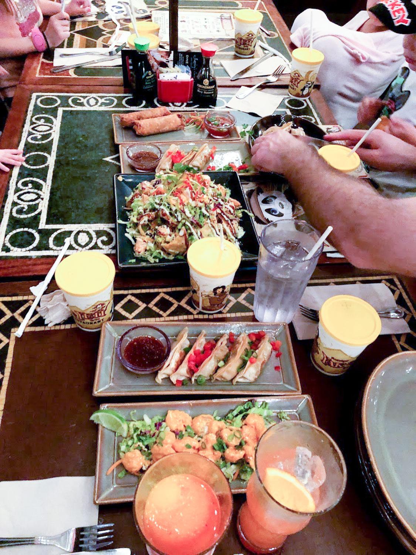 Yak & Yeti Disney Restaurants Delicious Food Review