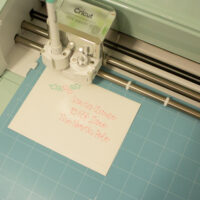How to Use Cricut Markers and Pens (with Project Ideas)