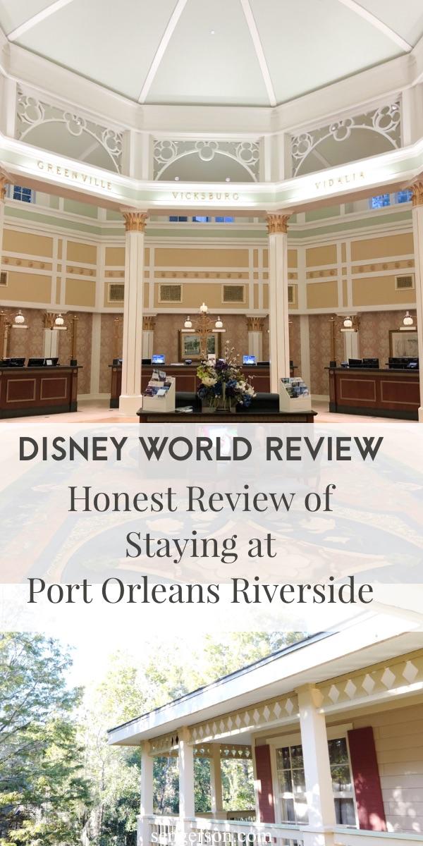 disney world port orleans riverside