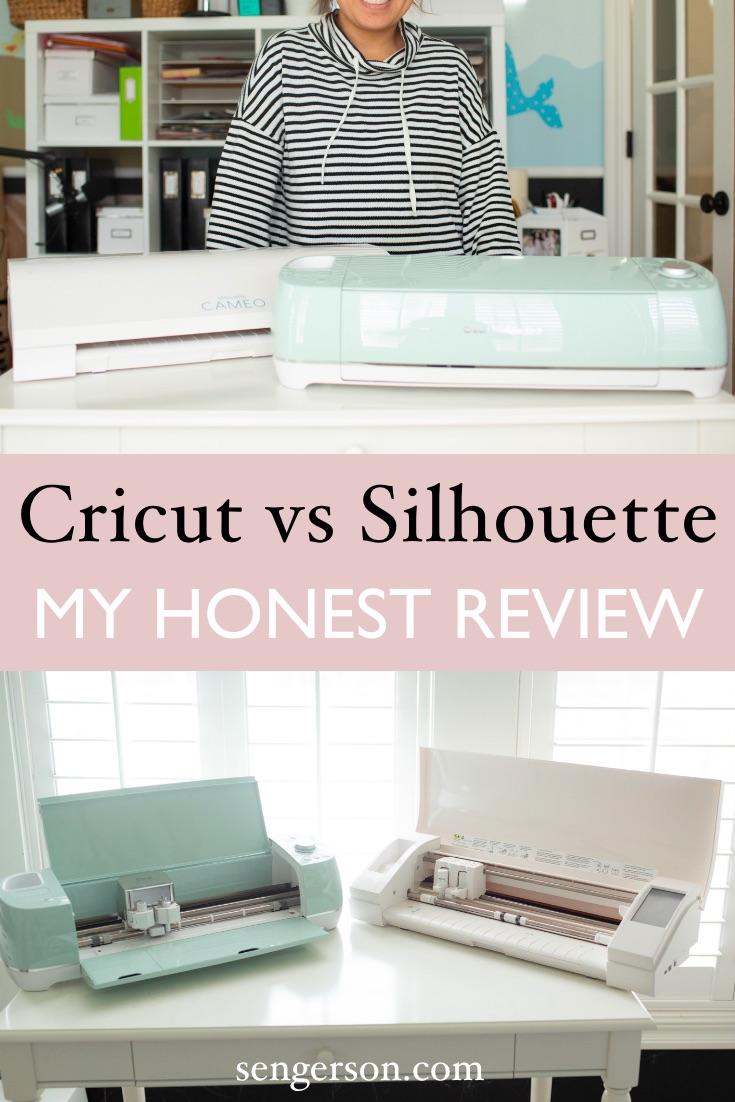 Cricut versus silhouette review