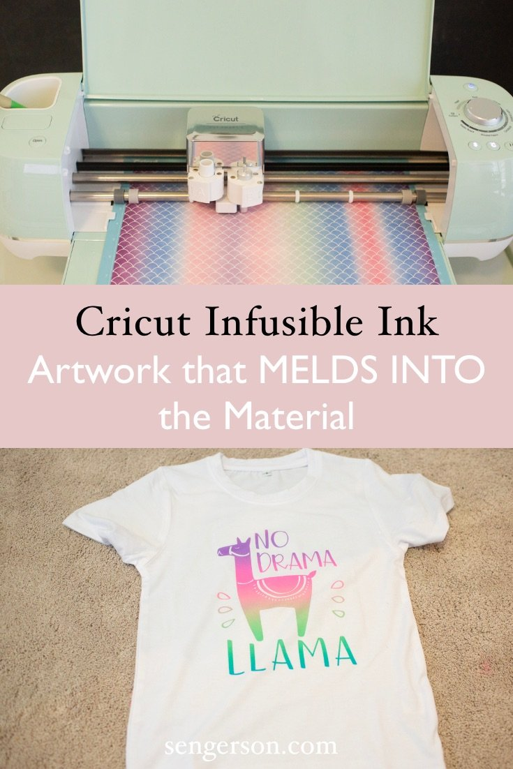cricut infusible ink guide