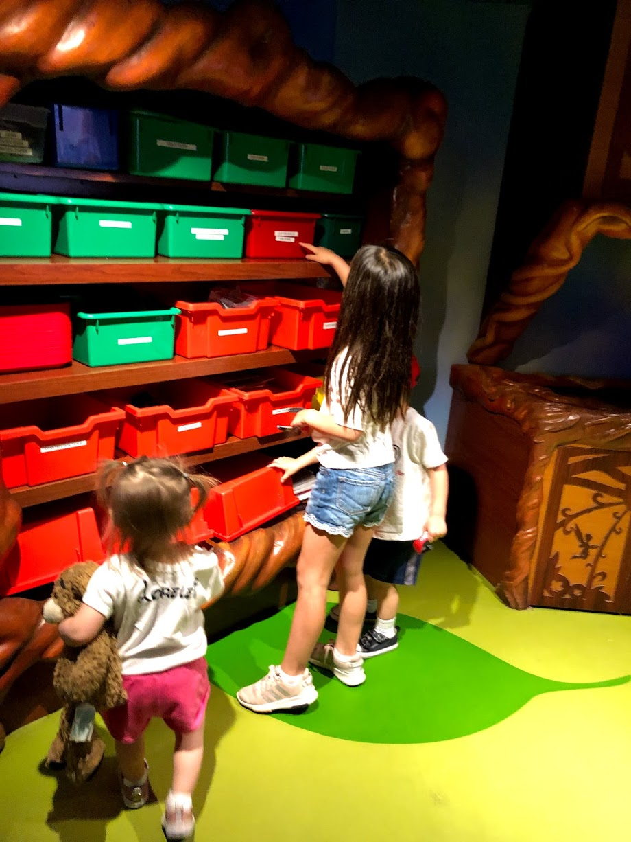 disney dream versus symphony of the seas kids areas