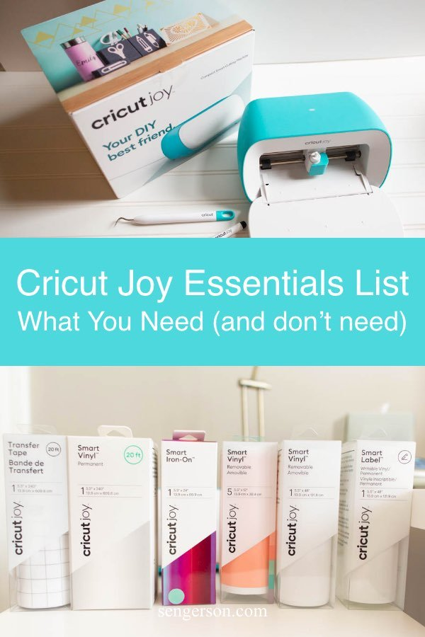 Cricut joy accessories tools ultimate guide