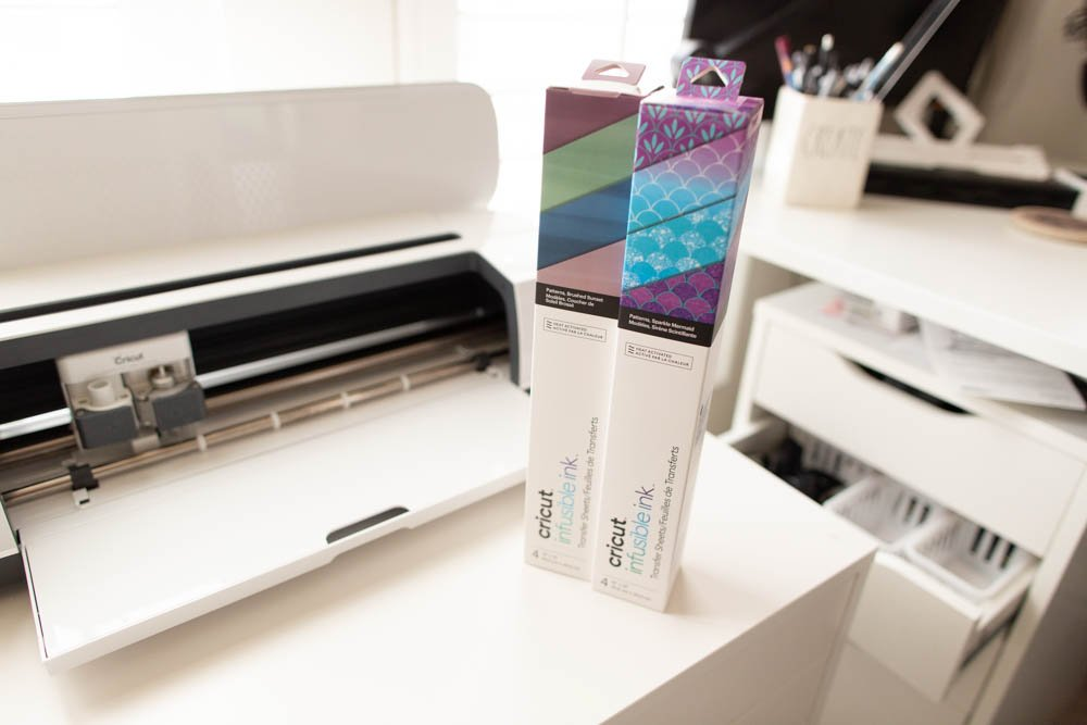 cricut infusible ink for kids and children how to make