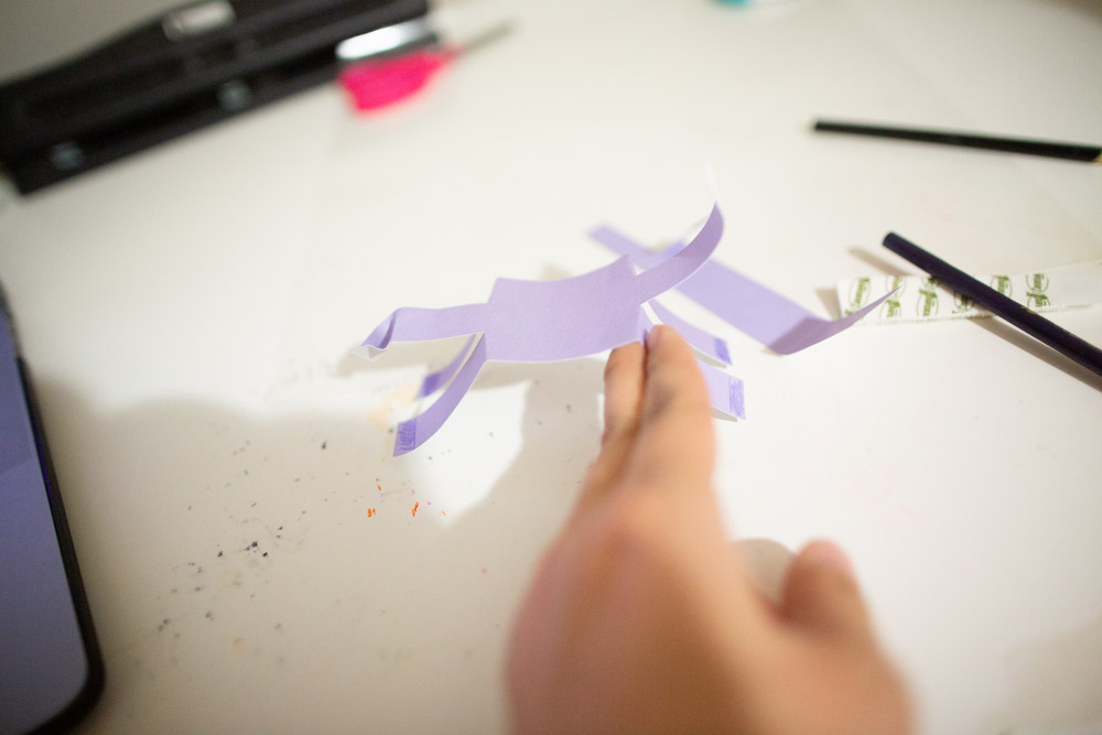 Easy STEM projects using Cricut for kids