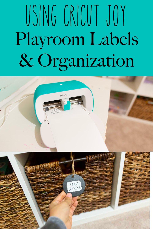 playroom storage bins and organization tips