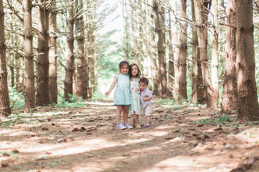 Preparing for Four Kids Under Six
