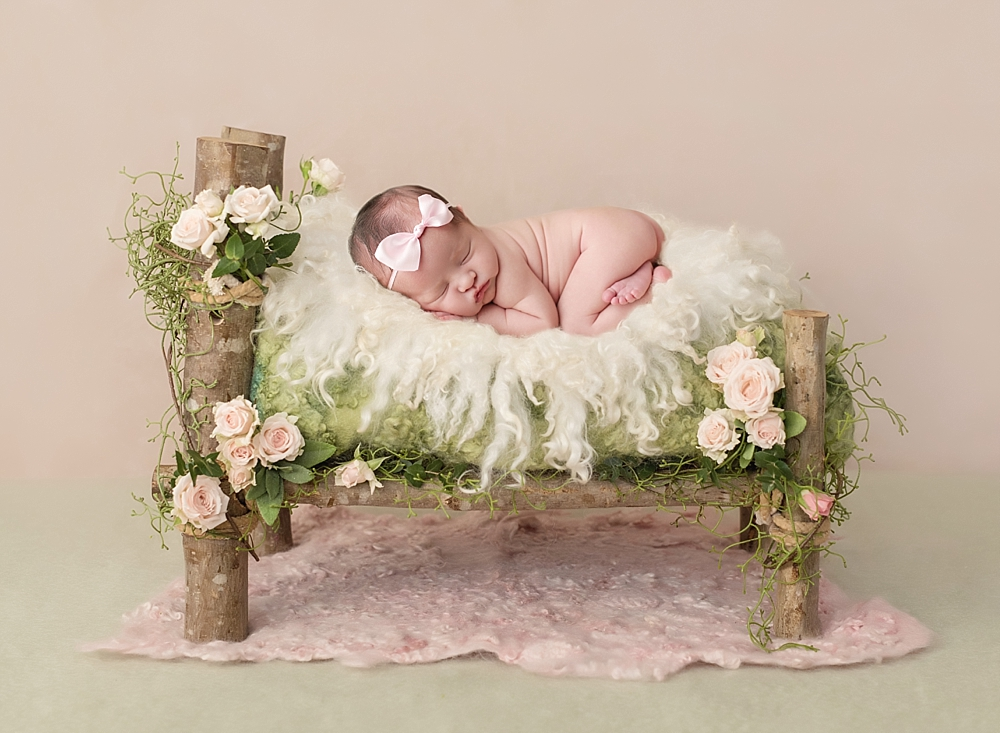 Lorelei's Newborn Baby Photos