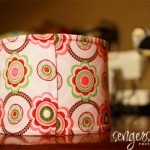 DIY Nursery Lampshade