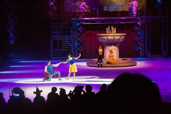 Disney on Ice Sprint Center VIP Seating 0006