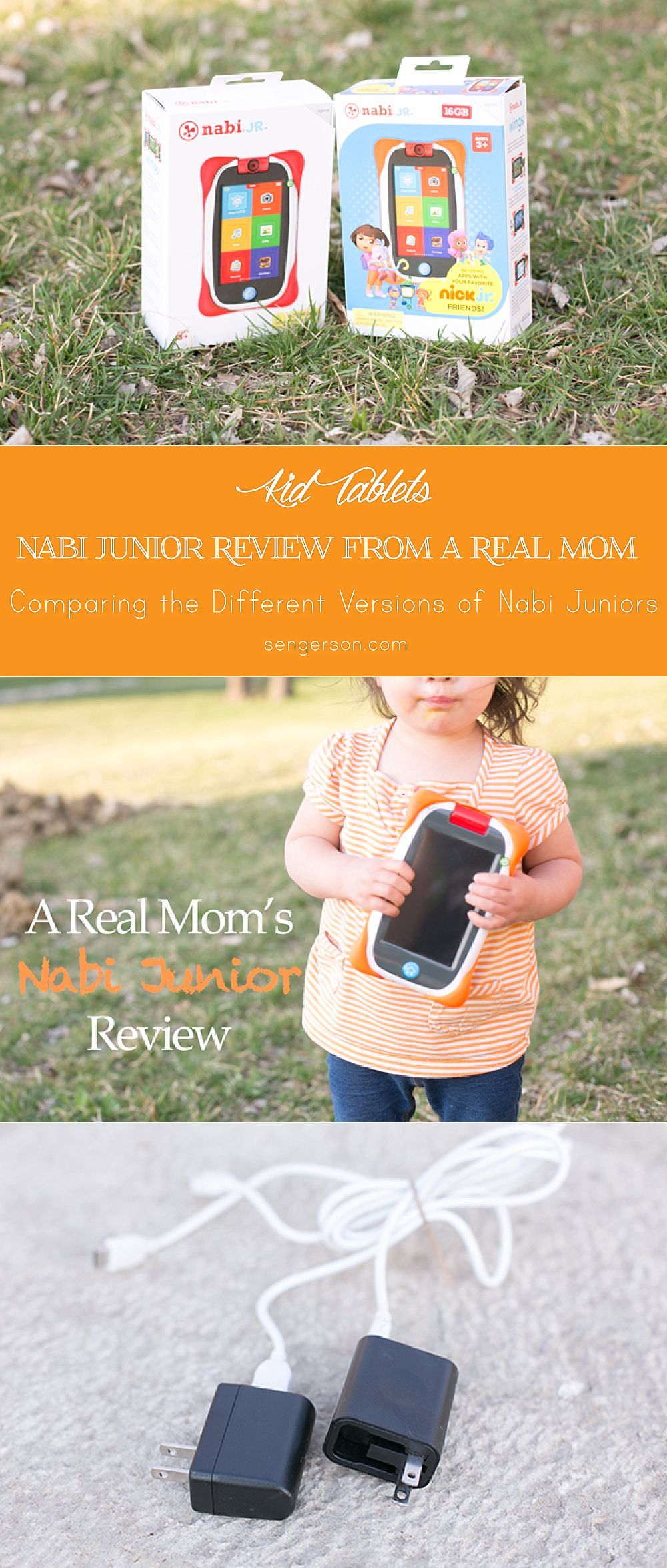 Nabi Junior Review from a mom who used this with her toddlers.