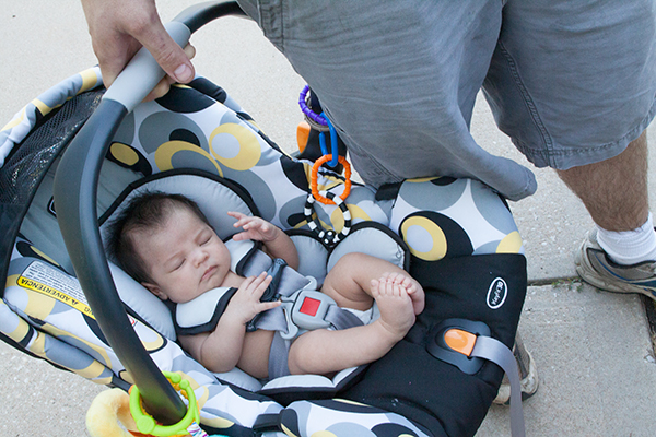 Chicco Car Seat With Ansley