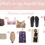 What's in My Hospital Bag for Mom and Baby