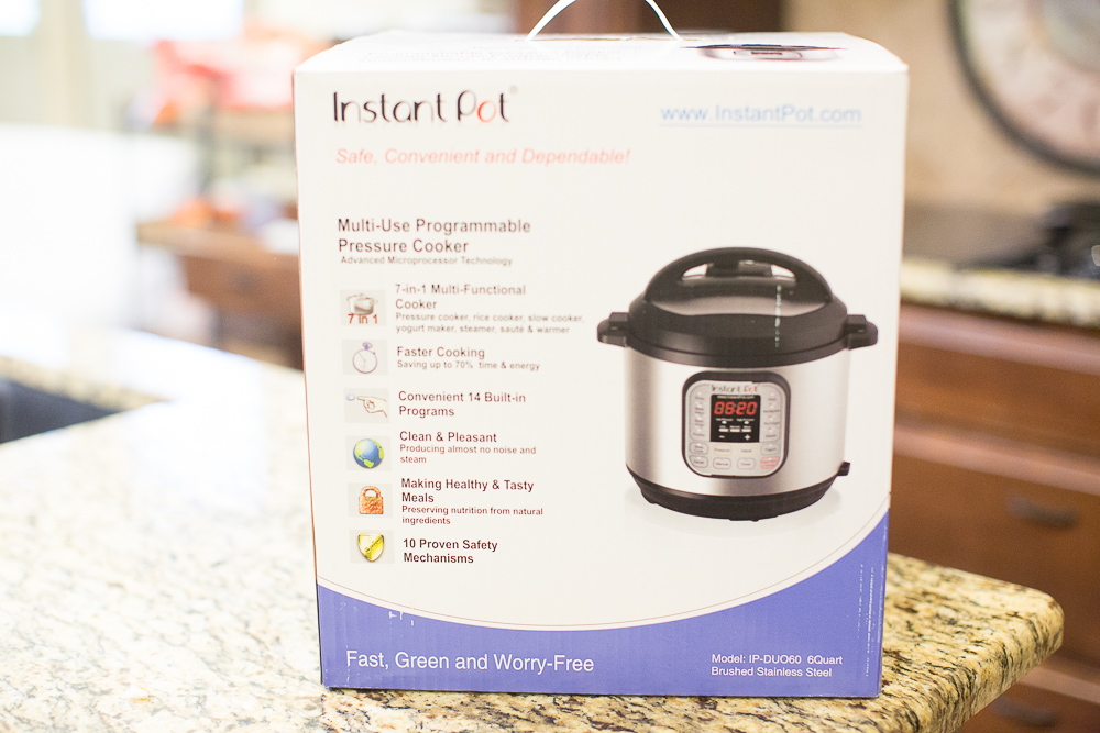 Instant Pot IP-DUO60 Review 02