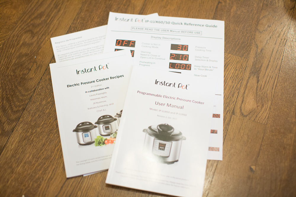 Instant Pot IP-DUO60 Review 04