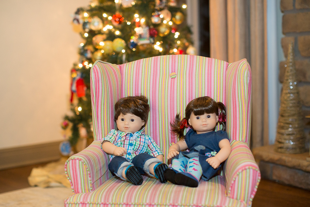 Bitty twins gift for girl toddlers