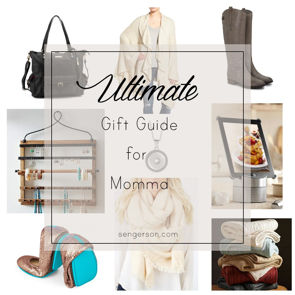 ultimate gift guide for all moms