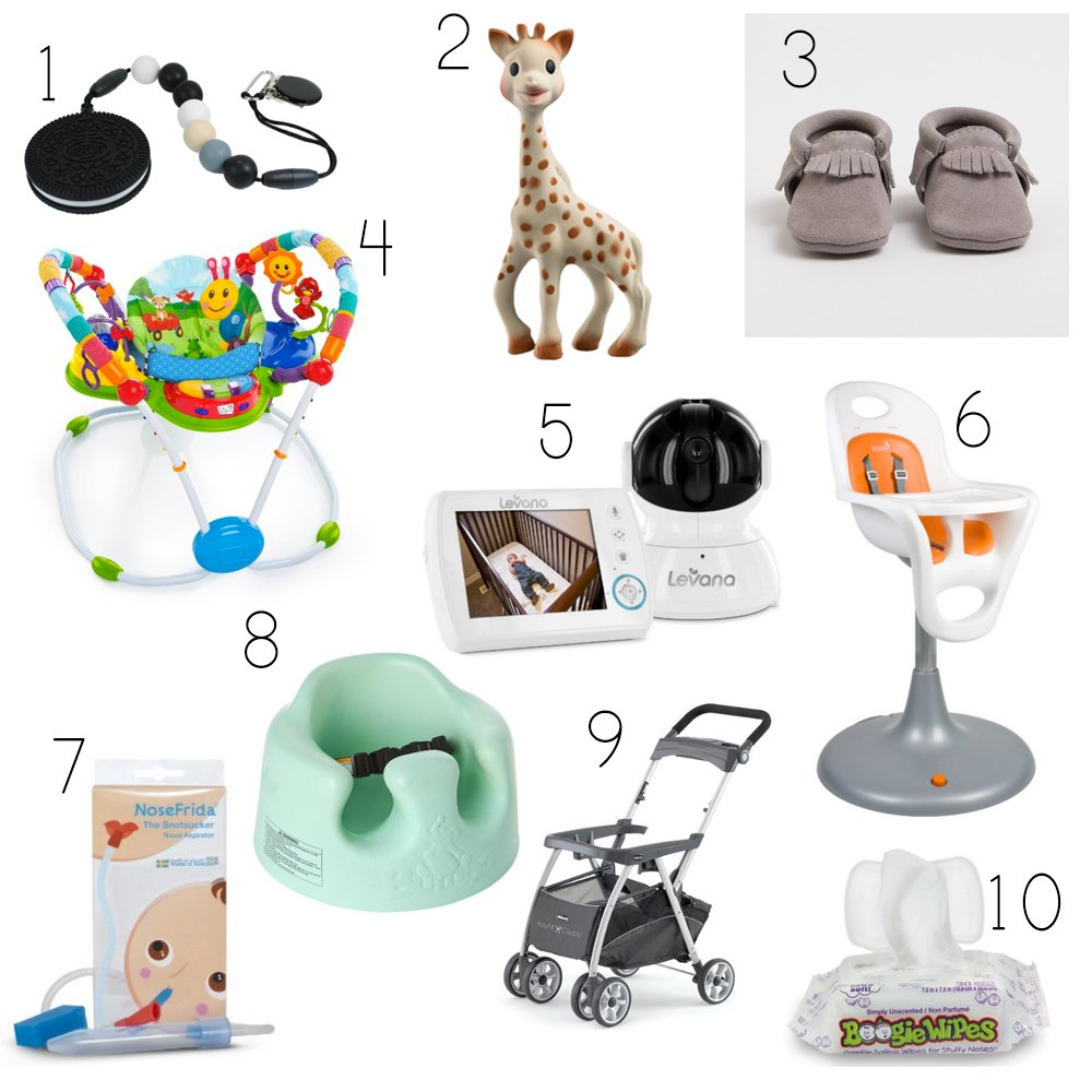 baby favorites for 3 to 6 months