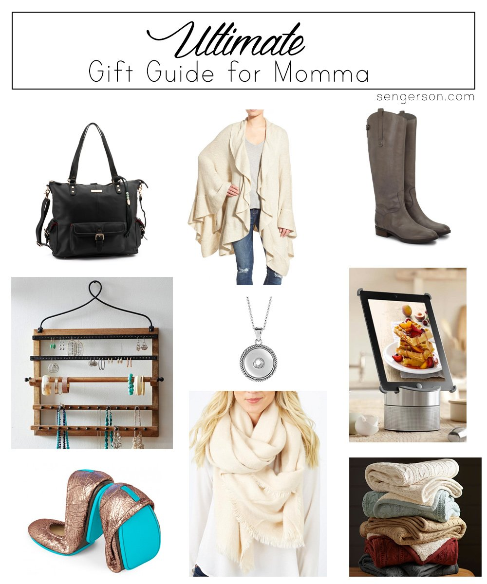 gift guide for mom