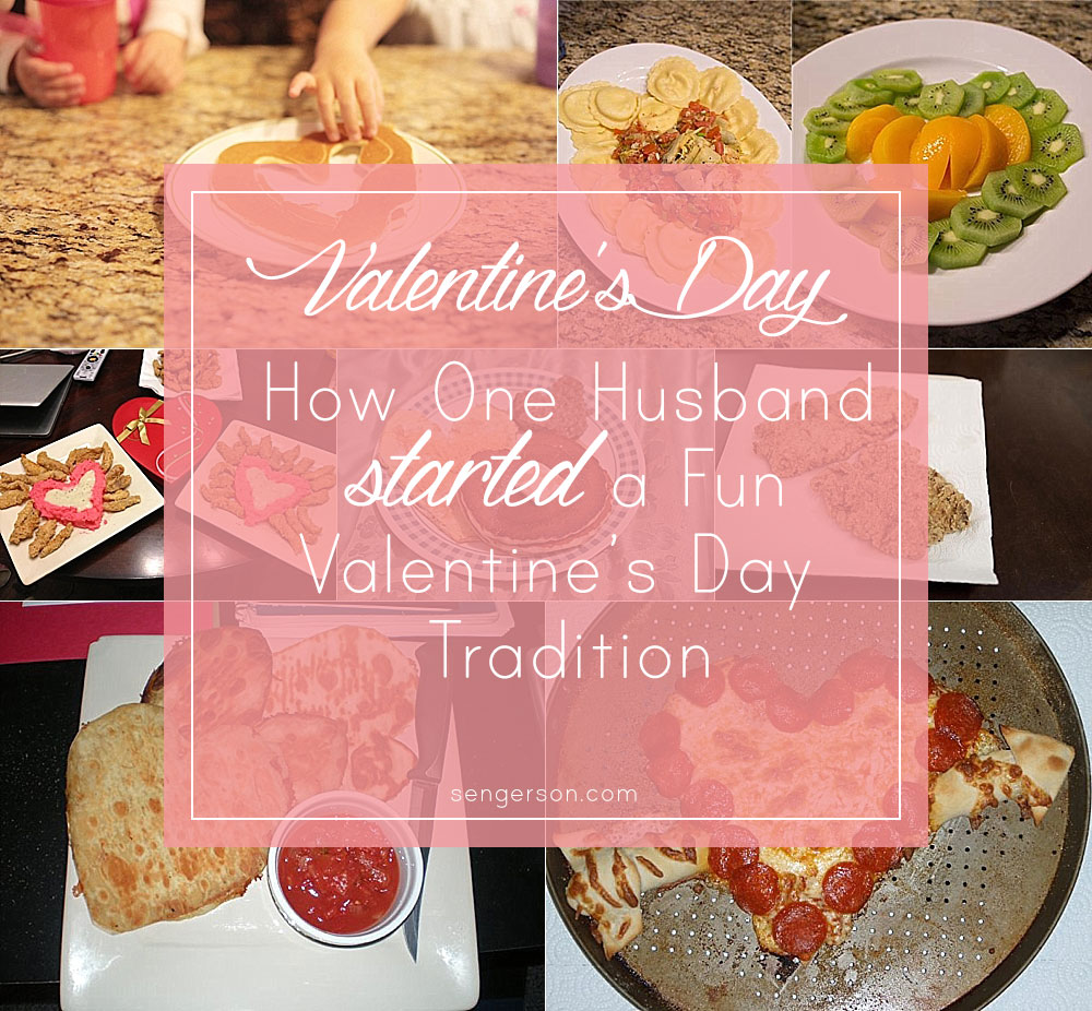 How One Husband Started A Valentine's Day Tradition