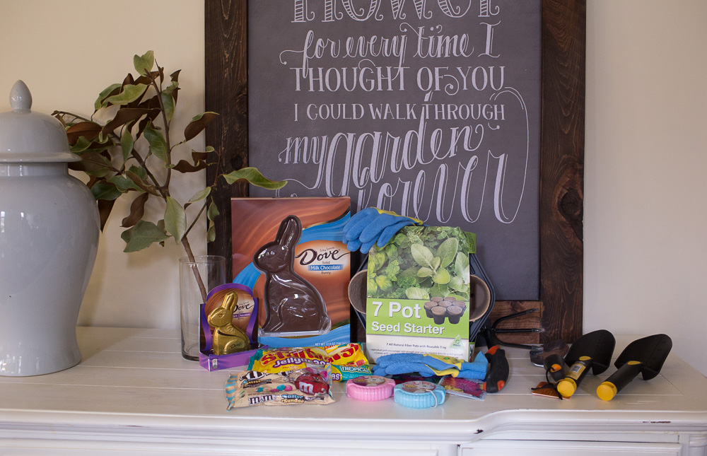 Easter Basket Ideas for Gardener