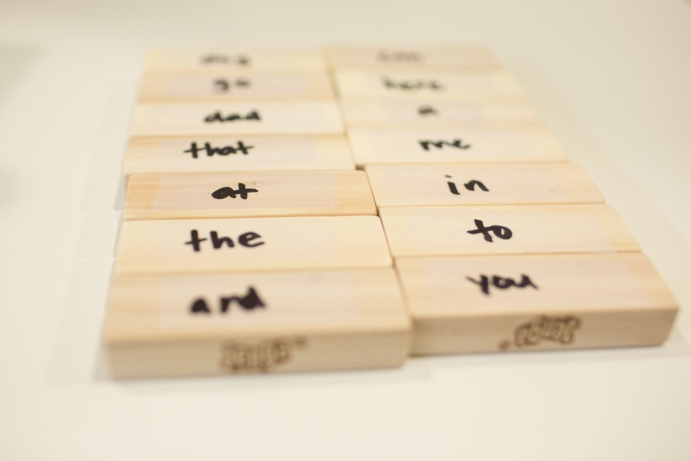 jenga with a twist with kids and sight words sengerson 0004