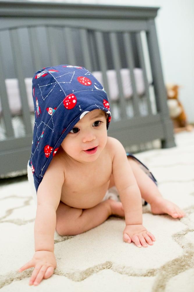 baby blanket towel 0007