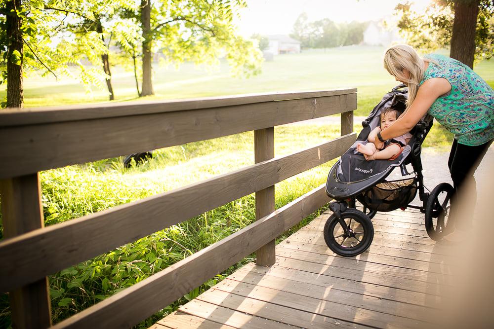 baby jogging stroller 0009