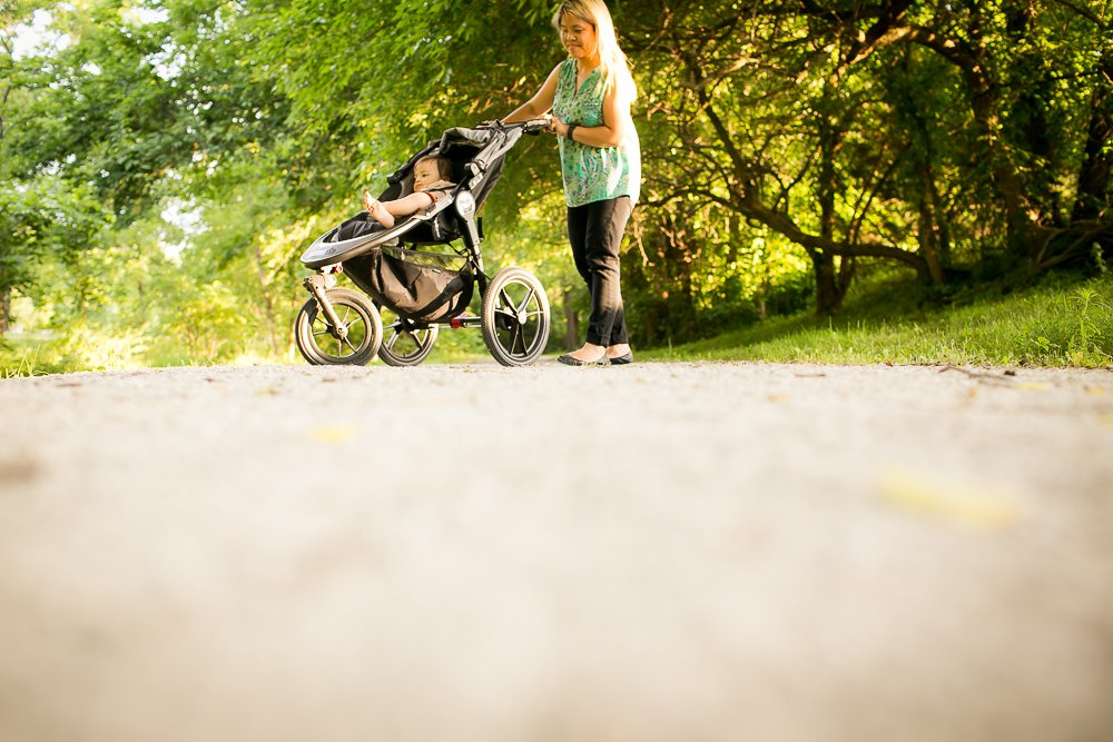 baby jogging stroller 0015