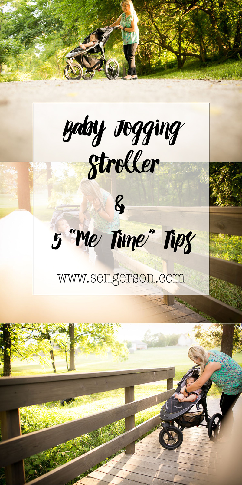 Baby Jogging Stroller