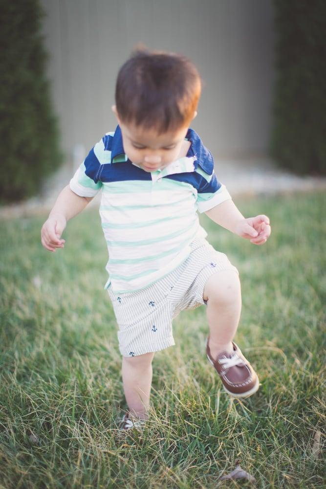 Spring Amp Easter Capsule Wardrobe For Little Boys
