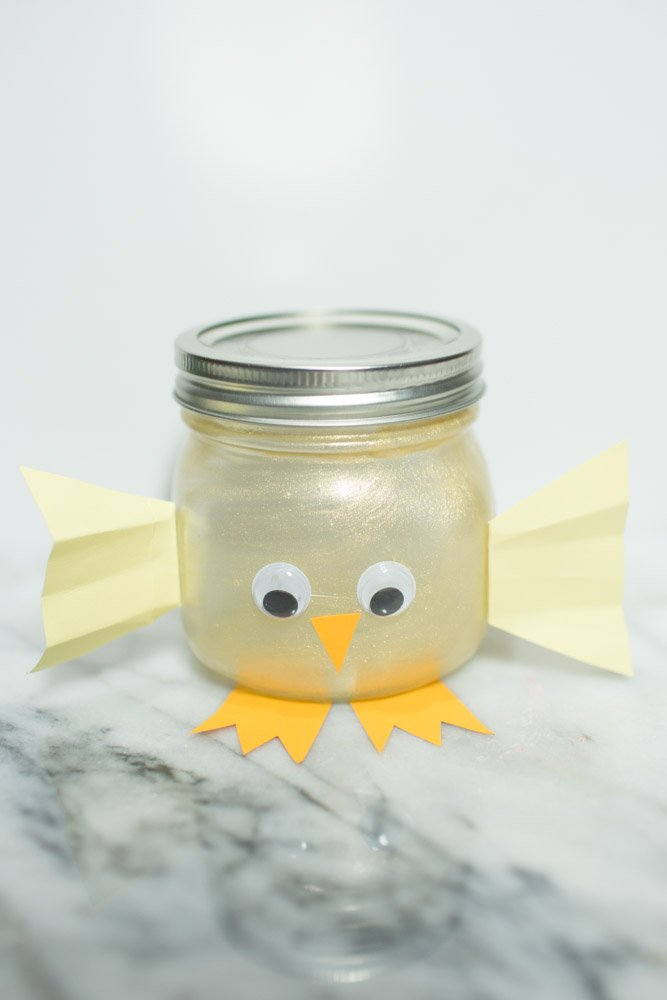 Easter mason jars craft ideas for spring