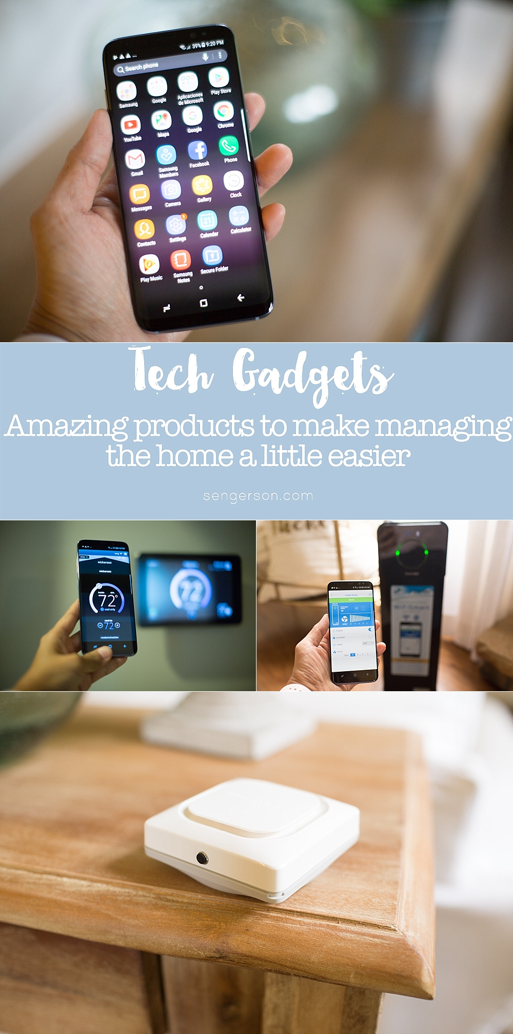 smart tech gadgets for families